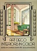 Art Deco Interiors in Color