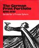 The German Print Portfolio 1890 – 1930 Serials for a Private Sphere